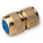 Brass Quick Hose to Bayonet Connector 1/2 inch Hose