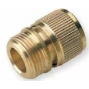 Brass Quick Male Connector3/4 inch BSP Male