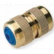 Brass Quick Hose to Hose Connector 1/2 inch Hose