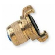 Brass Quick Hose Connector with Quick Coupler 1/2 inch Hose